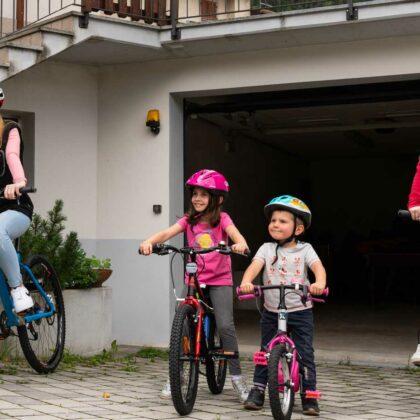 Noleggio bici effeettuabile direttamente dall'Hotel Del NEgro