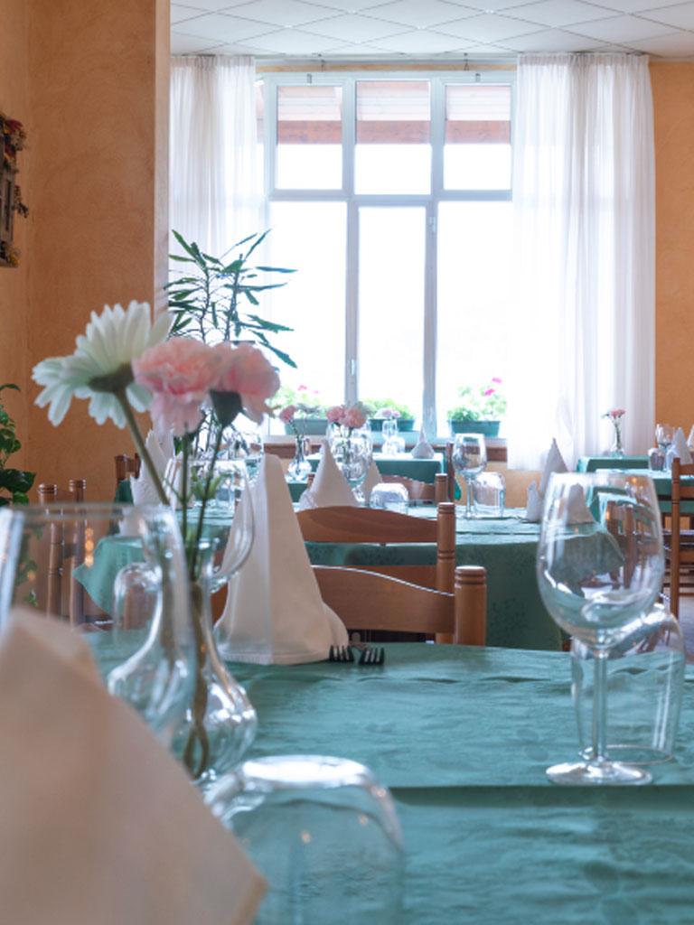 Sala Ristorante - Hotel Del Negro