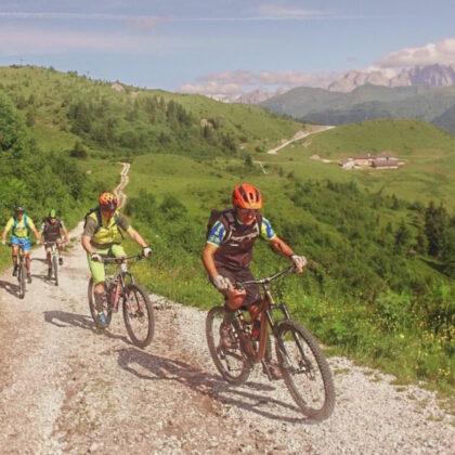 Giro in bici sul Monte Zoncolan - bici noleggiabili presso l'Hotel Del Negro